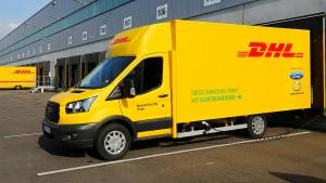 Fords erster Elektro-Transporter wird in Köln gebaut