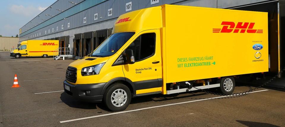 12602e69fcc03c Fords erster Elektro-Transporter Work XL wird in Köln gebaut