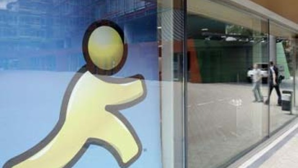 AOL auf Schatzsuche