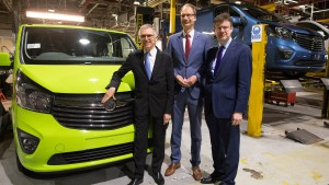 Peugeot investiert auch in britisches Opel-Werk