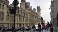 Die Sorbonne gilt als Symbol der Pariser Hochschullandschaft - und als Revier sehr renommierter, aber auch anspruchsvoller Professoren.