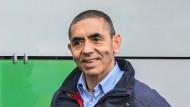 Ugur Sahin, Mitgründer und Vorstandsvorsitzender des Unternehmens Biontech