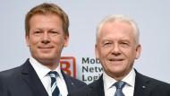 Bahnchef Lutz soll soviel verdienen wie sein Vorgänger