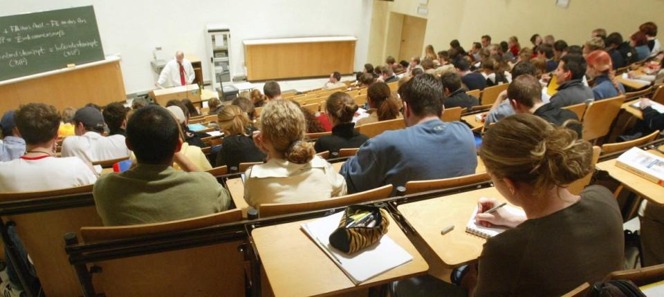 Studienabbrecher Viel Motivation Geht Verloren Ingenieure Faz