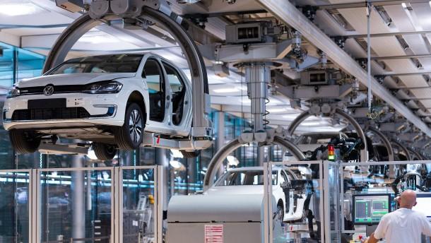 Volkswagen erfindet das Auto neu