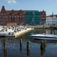 Sommer in der Hansestadt Lübeck