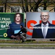 Aus dem Duell mit der CDU ist für die Hamburger SPD längst ein Zweikampf mit den Grünen geworden.
