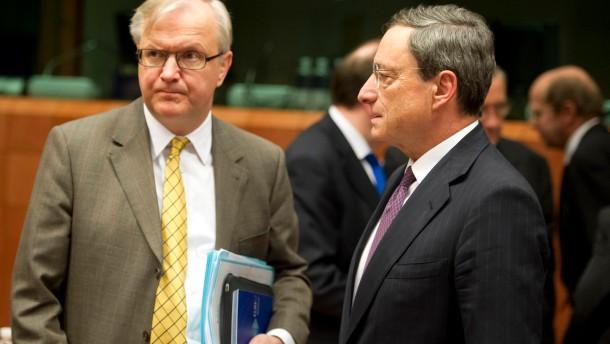 Spanien und Slowenien müssen Kurs schnell ändern