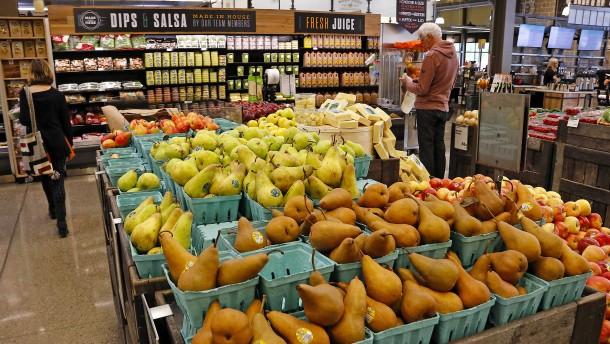 Amazon kauft Bio-Lebensmittelkette Whole Foods Market