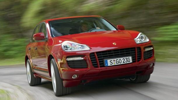 Deutsche Autohersteller brechen alle Rekorde