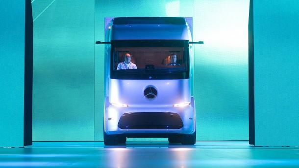 40.000 Euro für einen neuen Elektro-Laster