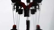 Gebäudereiniger hängen in Sachen Mindestlohn derzeit noch in der Luft