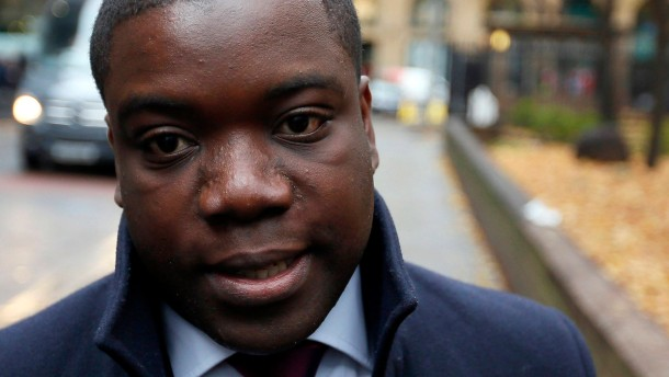 Former UBS trader Adoboli arrives at Southwark Crown Court in London