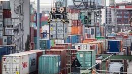 Deutsche Exporte legen deutlich zu