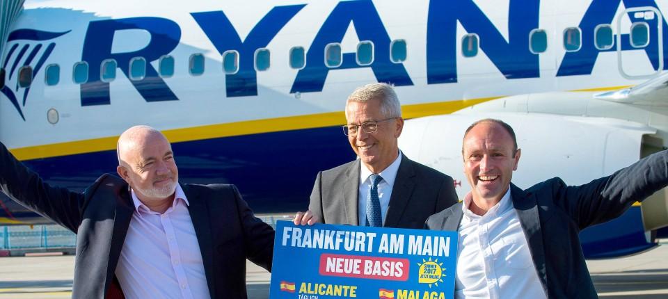 Druck Auf Lufthansa Ryanair Hat Für Frankfurt Noch Größere Pläne