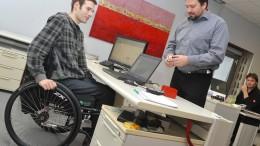 Nur wenige Menschen mit Behinderung arbeiten