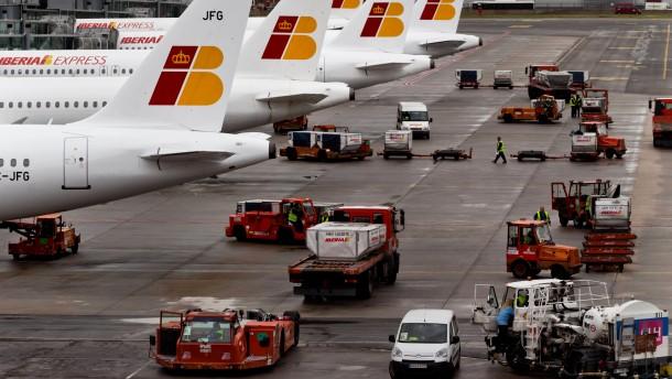 Iberia kämpft um das Überleben