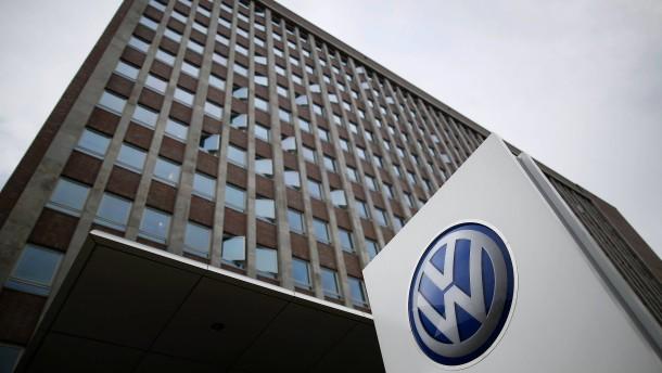 Amerika jagt VW-Manager mit Interpol