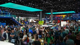 Endspurt im Wettkampf um die Automobil-Ausstellung