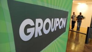 Groupon-Aktie bricht um 30 Prozent ein