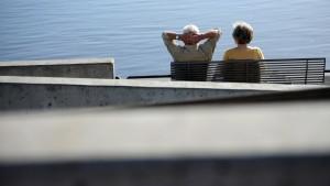 Angst vor der Rente mit 61