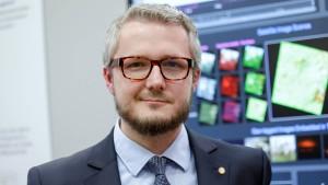 Er ist Deutschlands Mister Deep Learning
