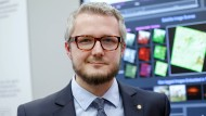 """Damion Borth ist Abteilungsleiter """"Deep Learning"""" am Deutschen Forschungszentrum für künstliche Intelligenz (DFKI)."""