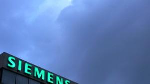 Siemens baut Tausende Stellen ab