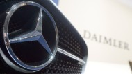 Daimler erntet Welle der Beschimpfungen