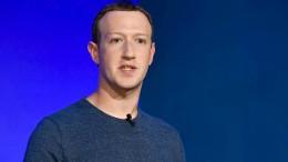 Facebook droht ein Milliarden-Bußgeld