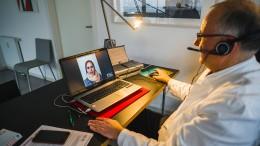 Ärzte unter Digitalisierungsstress
