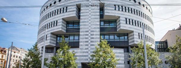 Das Zweitgebäude der Bank für Internationalen Zahlungsausgleich in Basel.