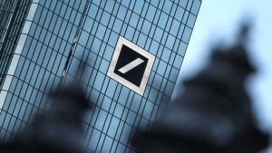 Deutsche Bank warnt vor schlechtem Quartalsergebnis