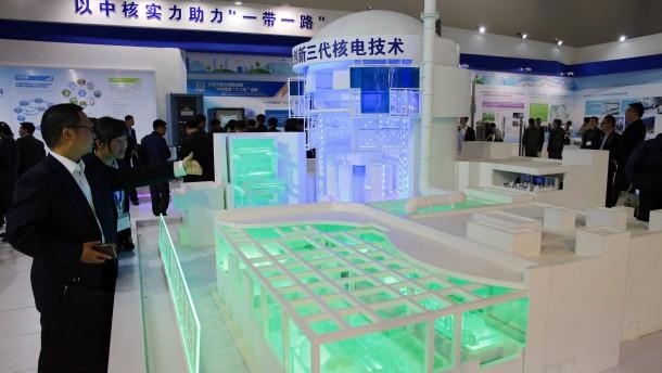 China exportiert Atomkraft in den Sudan