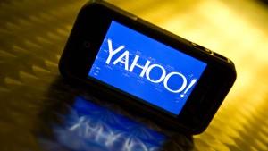 Quartalsverlust für Yahoo