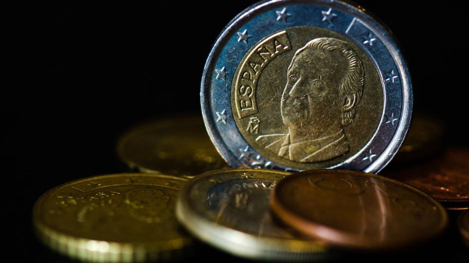 Spanische Banken brauchen dringend Geld von der EZB.