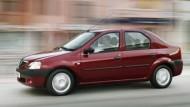 Dacia Logan: Vielleicht nicht schön, aber auch nicht gefährlich