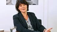 Anke Schäferkordt, Ko-Vorstandsvorsitzende des Fernsehsenders RTL ist bislang die einzige Frau an der Spitze eines börsennotierten Unternehmens.