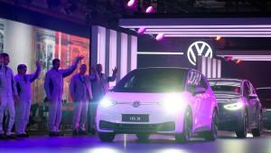 VW verkauft so viele Autos wie noch nie