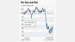 Dividendensegen nicht nur für Aktionäre