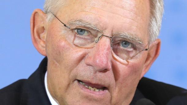 Schäuble kann Offshore-Leaks-Daten auswerten