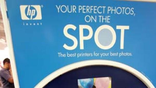 Hewlett-Packard macht Jagd auf Dell