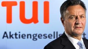 Kräftiges Ergebnisplus stärkt Tui-Chef vor Vertragsverlängerung
