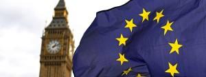 Noch weht die Europa-Flagge vor Big Ben. In zwei Jahren soll sie eingeholt werden.