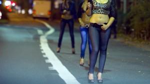 Politikerin für Mindestlohn für Prostituierte