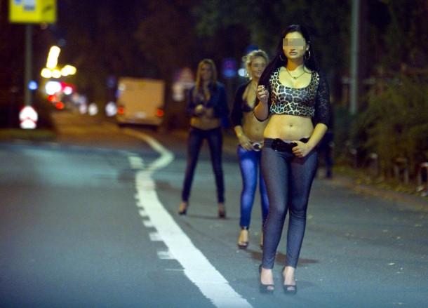 Bild zu: Politikerin schlägt Mindestlohn für Prostituierte