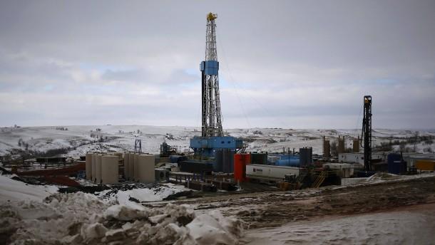 Amerikas Fracker in Bedrängnis