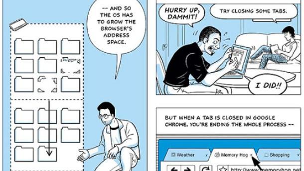 Google Chrome greift Internet Explorer an