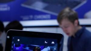 Samsung muss Galaxy-Tablet von IFA-Stand entfernen