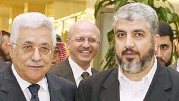 Hamas und Fatah erzielen Grundsatzeinigung